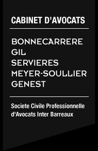 Cabinet d'Avocats Bonnecarrère, Gil, Servieres, Meyer-Soullier, Genest